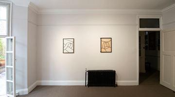 Contemporary art exhibition, David Murphy, New Tints at Bartha Contemporary, London