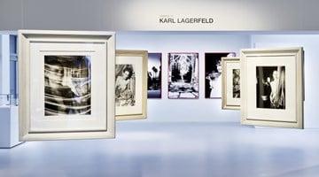 Contemporary art exhibition, Karl Lagerfeld, 30 Years of Photography at Galerie Gmurzynska, Talstrasse 37, Switzerland