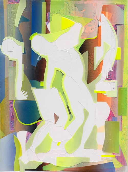 LUCY-D-020 by Ye Linghan contemporary artwork