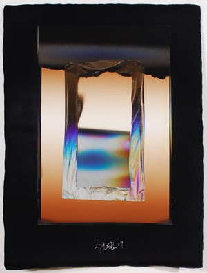 AAAAA 60 A by Larry Bell contemporary artwork