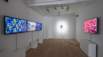 Contemporary art exhibition, Group Exhibition, Enter Through The Headset 4 at Gazelli Art House, London