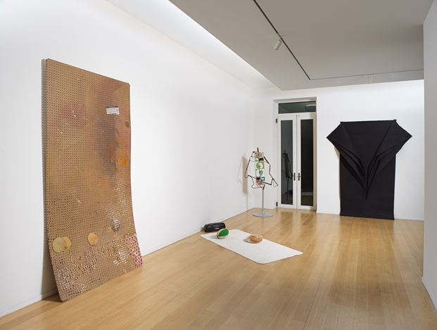 Exhibition view: Group Exhibition, Since Last We Met, Simon Lee Gallery, New York (13 November–21 December 2019). Courtesy Simon Lee Gallery. Photo: Jeffrey Sturges.