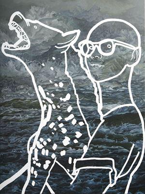 Tamed by Abdul Abdullah contemporary artwork