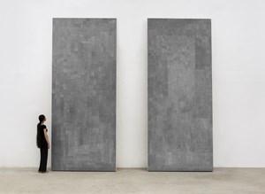 Canvas 170210-170601 Canvas 170602-170919 by Cao Yu contemporary artwork