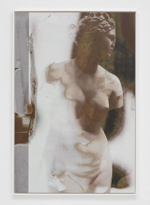 2801 by James Welling contemporary artwork