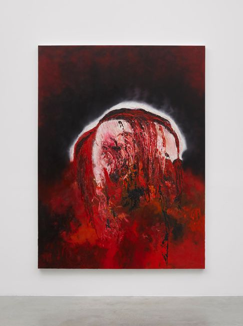 Sathi II by Anish Kapoor contemporary artwork