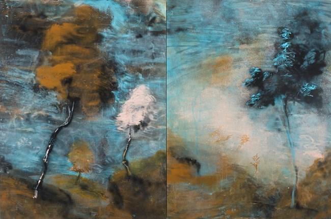Sections from Clark's Myriorama by Tony Clark contemporary artwork