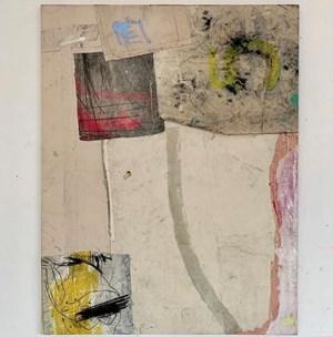 Poncho by Jenny Brosinski contemporary artwork