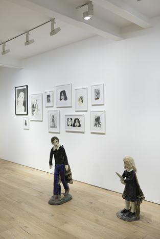 Exhibition view: Group Show, Perrotin, Seoul (24 September–26 October 2019). Courtesy Perrotin.