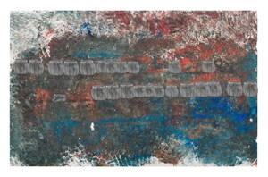 DRFTRS (6778) by Sterling Ruby contemporary artwork