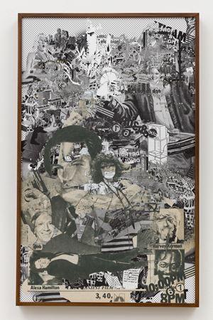 White Flight by Jibade-Khalil Huffman contemporary artwork