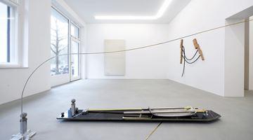 Contemporary art exhibition, Group Exhibition, Luca Vitone, Georgia Dickie, David Jablonowski at Rolando Anselmi, Berlin