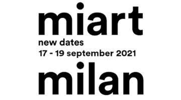 Contemporary art exhibition, miArt 2021 at Dep Art Gallery, Milan