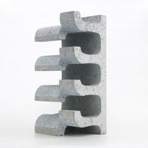 Concrete Block Sculptures – 13 by Yu Ogata & Ichiro Ogata Ono contemporary artwork