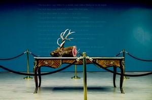 A Talebearer's Tale plus barriers by Sakarin Krue-On contemporary artwork