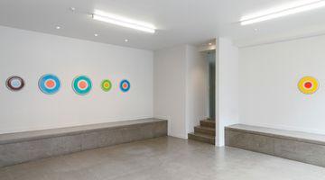Contemporary art exhibition, Julian Dashper, Drumheads 25 Years at Hamish McKay, Wellington, New Zealand