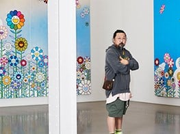 'To Escape Anxiety, There Was Sci-Fi': Takashi Murakami on His Early Years, Francis Bacon, and Kanye West