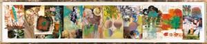 Ragamala 14 by Judy Pfaff contemporary artwork