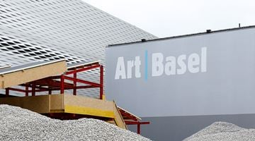 Contemporary art exhibition, Art Basel Online at The Modern Institute, Osborne Street, Glasgow
