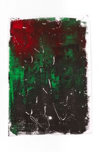 wild by Esther Kläs contemporary artwork works on paper