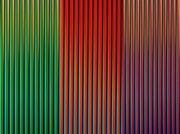 Carlo Cruz-Diez, Dep Art Gallery Milan Italy 2019