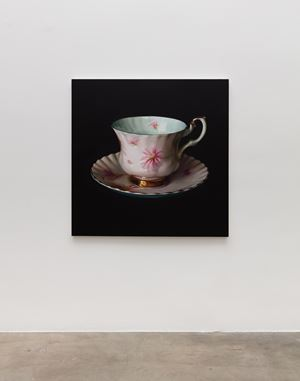 Teacup #15 by Robert Russell contemporary artwork