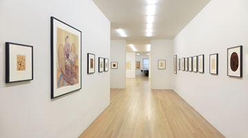 Contemporary art exhibition, Otto Meyer-Amden, Vorbereitung at Galerie Buchholz, New York