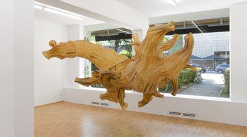 Contemporary art exhibition, Julia Lohmann, Kombu Ahtola at Boutwell Schabrowsky, Munich, Germany