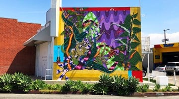 Baik Art contemporary art gallery in Los Angeles, USA