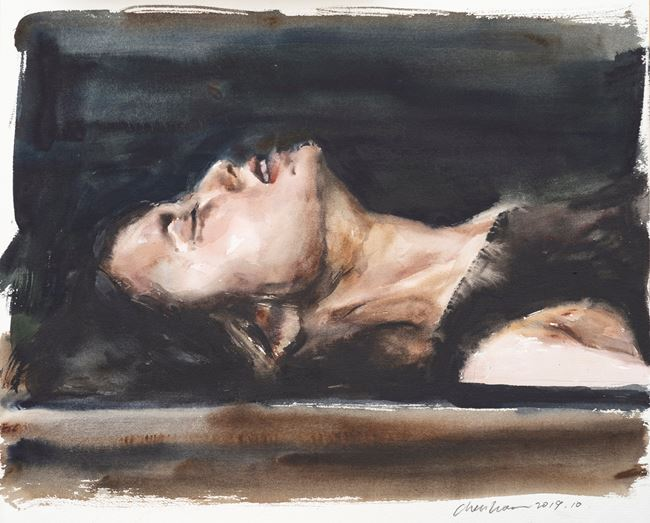 Night No.1 by Chen Han contemporary artwork
