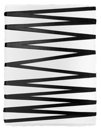 z - layer 1 by Carsten Nicolai contemporary artwork painting