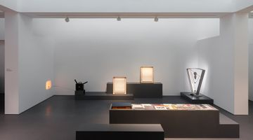Contemporary art exhibition, Rosa Barba, Fixed in Fleeting: Performative Objects and Tape Journals at Esther Schipper, Berlin, Germany