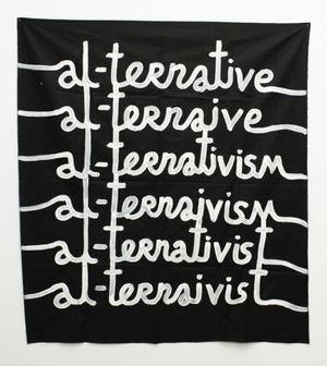 Alternative by Babi Badalov contemporary artwork