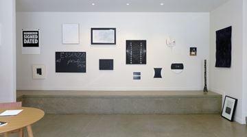 Contemporary art exhibition, Group Exhibition, Black White at Hamish McKay, Wellington, New Zealand