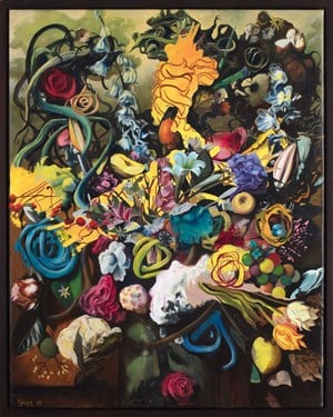 My Ever Changing Moods by Keith Tyson contemporary artwork