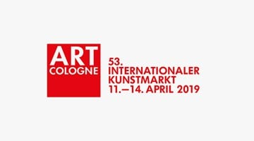 Contemporary art exhibition, Art Cologne 2019 at Zilberman Gallery, Cologne, Germany