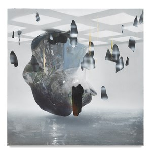 Night Noise by Tom LaDuke contemporary artwork painting