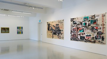 Contemporary art exhibition, Group Exhibition, From Pop Art to New Media at ShanghART, Singapore