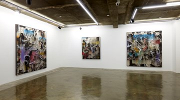 Contemporary art exhibition, Jan-Ole Schiemann, Synthetic Horizons at Choi&Lager Gallery, Seoul