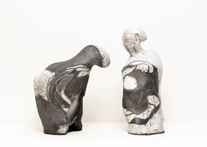 Balancing the World V by Belinda Fox and Jason Lim contemporary artwork