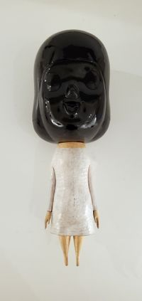 Thinking About Combination No.1 by Daisuke Teshima contemporary artwork sculpture