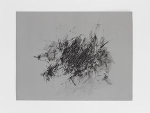 Always Floating In A Constant Distance 6 by Christine Ay Tjoe contemporary artwork drawing