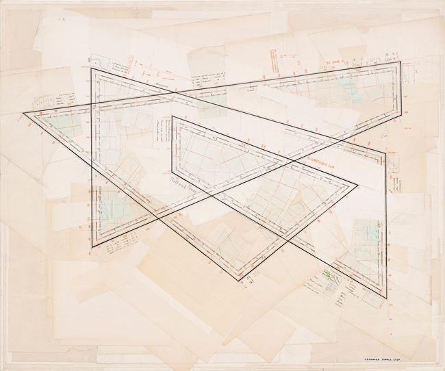 Spatial Scribble (I) by Gerhard Marx contemporary artwork