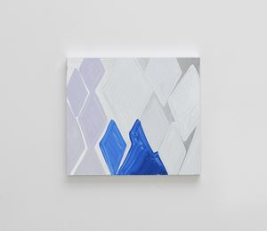 peculiar rain by Anju Michele contemporary artwork