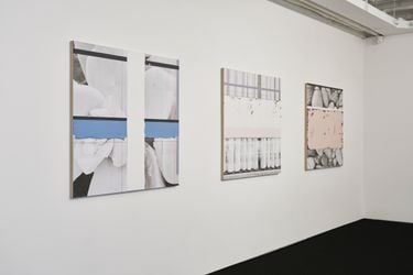 Exhibition view: Heejoon Lee, Raw, Polished, Coated, SPACE SO, Seoul (9 September–17 October 2021). Courtesy SPACE SO.