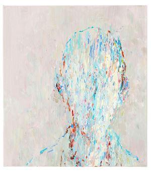 Eismann by Uwe Kowski contemporary artwork