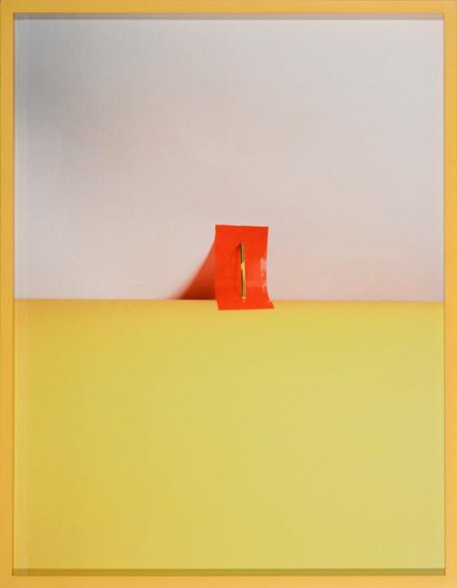 Centre Gold  by Lydia Wegner contemporary artwork