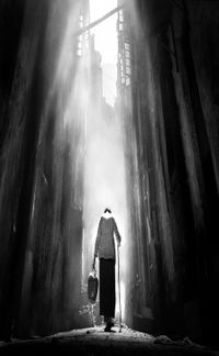 'Journey to Uncertainty', Hong Kong by Fan Ho contemporary artwork photography, print