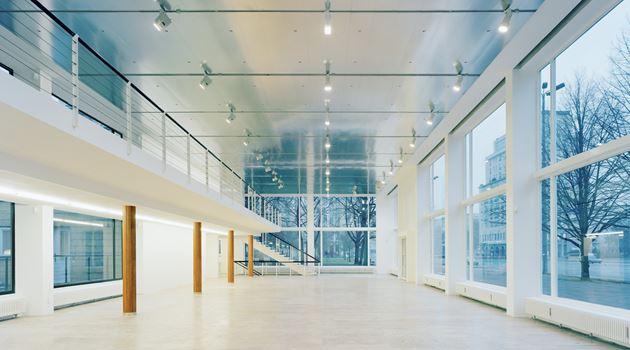 Capitain Petzel contemporary art gallery in Berlin, Germany
