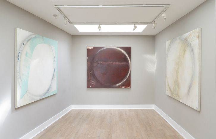 Exhibition view: Sam Lock,Tempo, Cadogan Contemporary (30 March–17 April 2021). Courtesy Cadogan Contemporary.
